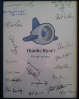 app engine goodbye plaque
