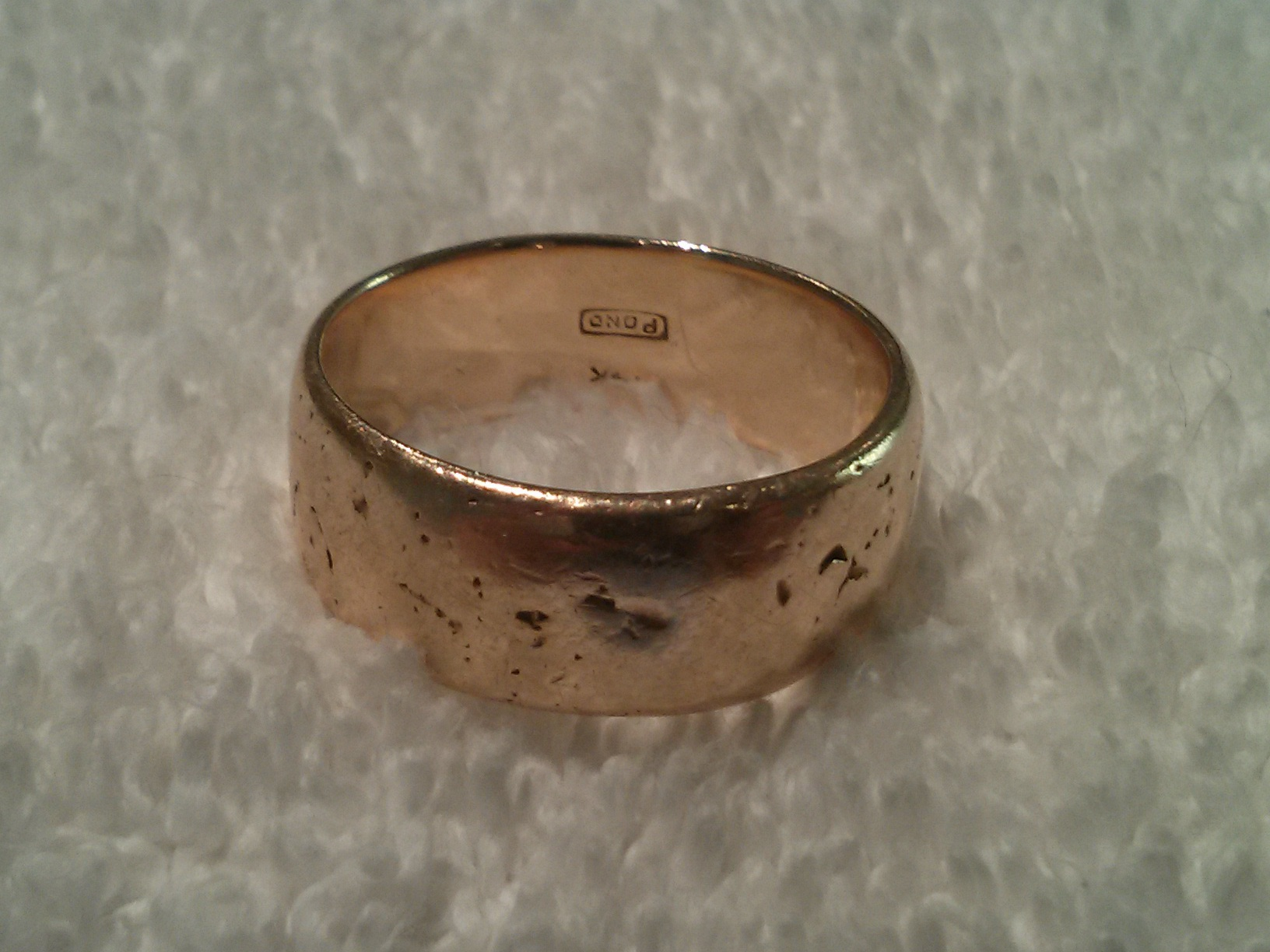 New old wedding ring snarfedorg