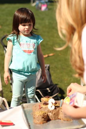 brooke's 3rd birthday
